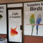 Window graphics, Business signs, Custom sign, signage, store front,