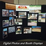 Trade show booth, display, demo stand