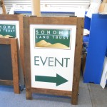 A-frame, Sandwich boards, Signage, signs, A-frame and sandwich board
