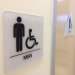 ADA, Signs, Sign, Signage, Restroom