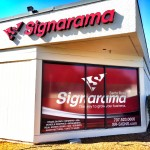 signarama shop 915 piner rd exterior channel letters digital vinyl 3m clearview_4317