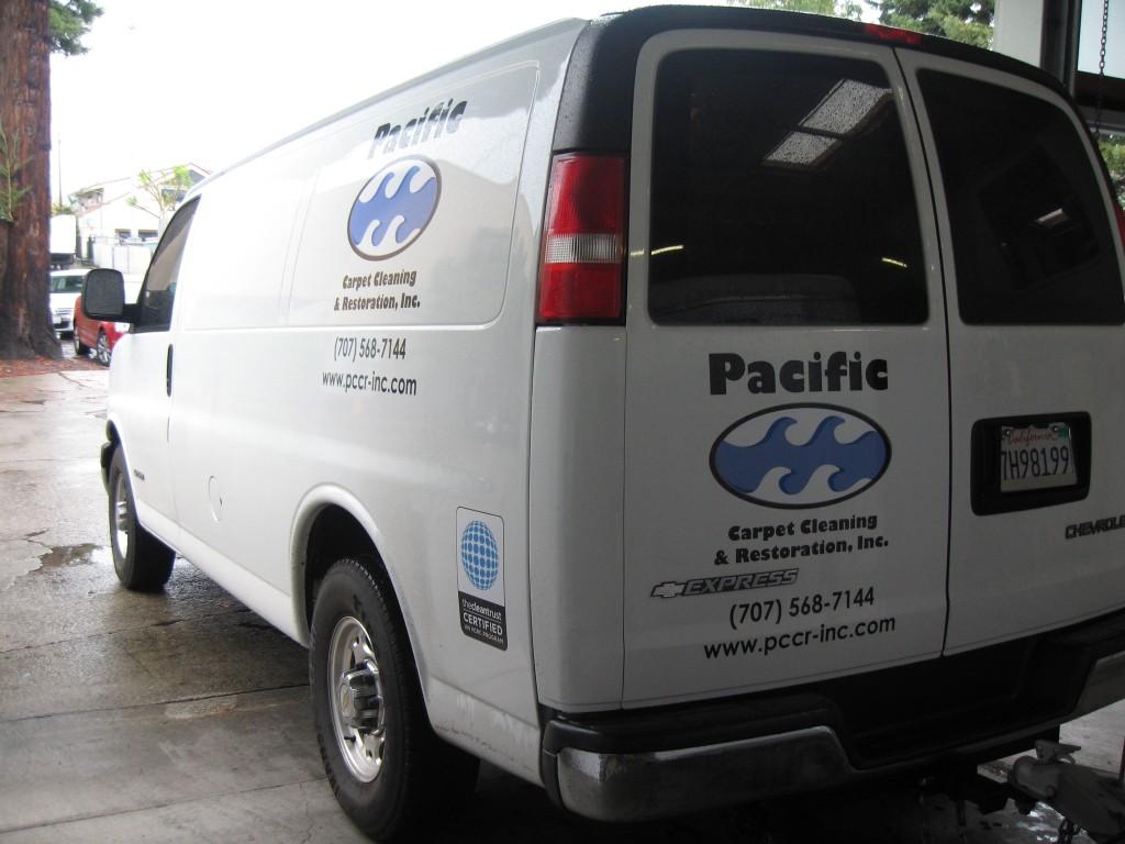 Pacific Carpet Cleaning 0970 5 Signarama