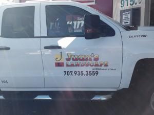 Truck wrap,Vehicle wrap, Vinyl Wrap, Car Wraps, Car wrap, Vehicle wraps, Signarama, Santa Rosa