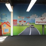Vinyl, Wall Graphics, design, Wall Vinyl, Interior, Signarama