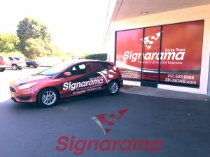 Vehicle Wraps, Santa Rosa, Vehicle wrap, Car wrap, Car wraps